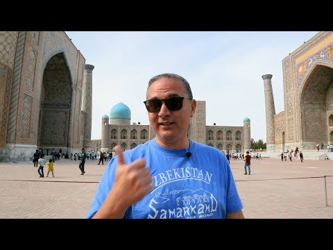 Travel to Uzbekistan from…