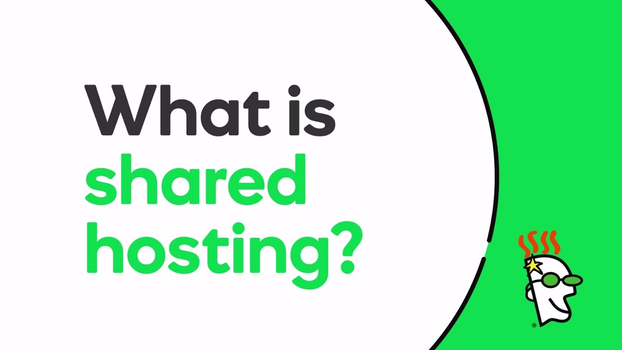 What Is Shared Hosting? (Video)