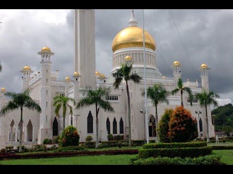 A Day in Brunei, Bill McKay, Xmas 2014