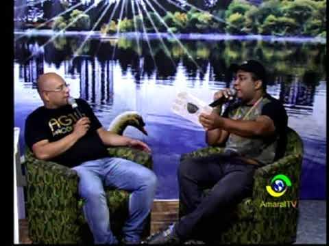 AG10 X Amaral TV  PROGRAMA DE FRENTE COM  MALVADO DIA 03 10 17