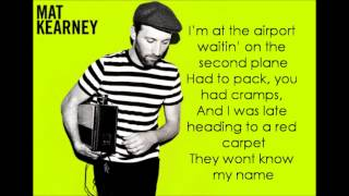 Ships In The Night - Mat Kearney w/ Lyrics