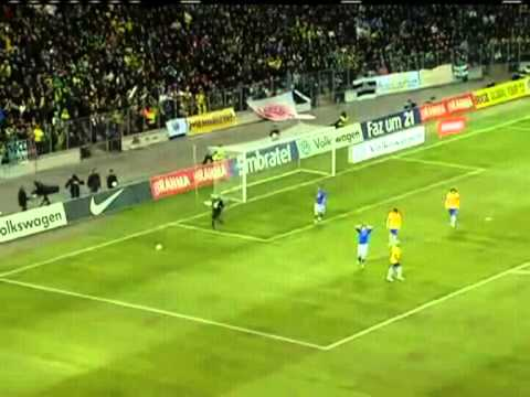 Brazil vs Italy 2-2 All Goals FULL Highlights [Friendly] 2013 HD