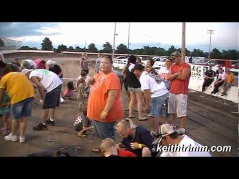 Beatrice Speedway highlights 8/5/11