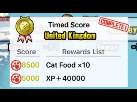 [The Battle Cats] Chapter 4: United Kingdom