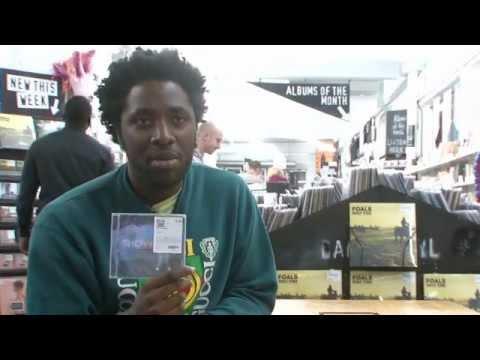 Bloc Party's Kele Okereke talks NME Record Shopping