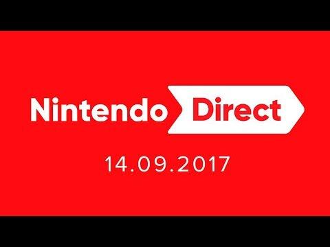 NINTENDO DIRECT 14-09-2017: PRÓXIMOS LANZAMIENTOS NINTENDO SWITCH+3DS! POKÉMON?