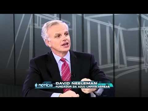 David Neeleman entrevista na Rede TV