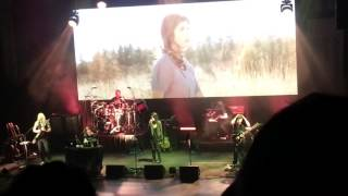 Steven Wilson (featuring Ninet Tayeb) - Perfect Life, Live in NYC (Beacon Theatre) March 5th