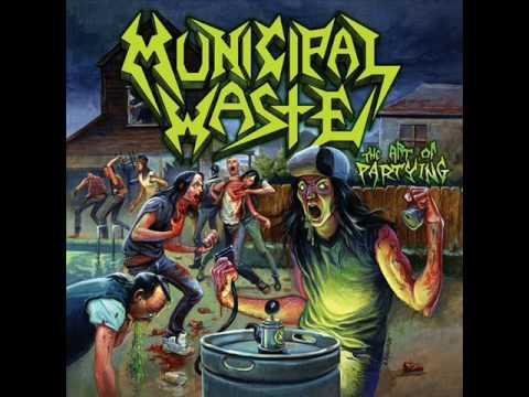 Municipal Waste - Pre-game