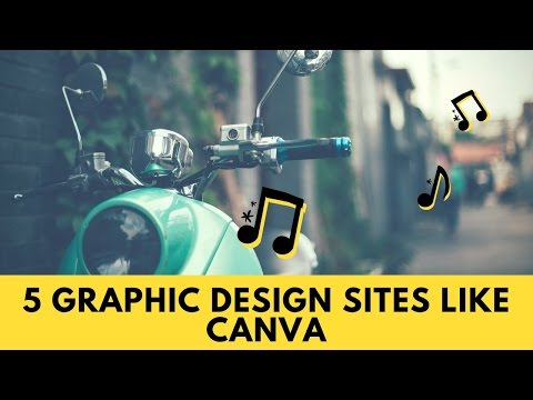 5 Graphic Design Sites Like Canva | wow Trending Now