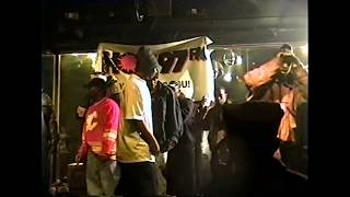 WEBISODE 09 TONY TOUCH ft WU TANG CLAN Live at the FEVER 1993