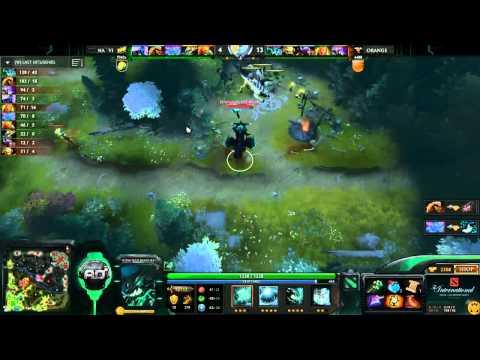 TI3 - FINAL (LB) NAVI VS ORANGE GAME 3