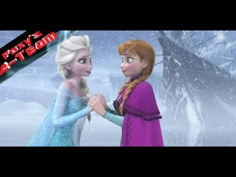 disney infinity 2 0 die eisk nigin elsa und anna youtube. Black Bedroom Furniture Sets. Home Design Ideas