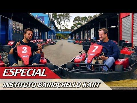 INSTITUTO BARRICHELLO KART - IBK - ESPECIAL #70 | ACELERADOS