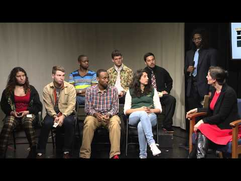 Youth Focus   Oakland's Future   With Mayor Libby Schaaf