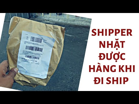 """Anh Shipper Vô Tình Nhặt Được """"Hàng""""   Thương Cho Phận Shipper Chúng Tôi   LTV Vlog."""