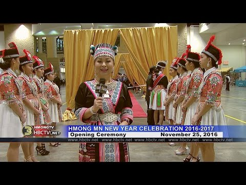 3 HMONG NEWS: Hmong MN New Year opening ceremony with Padee Yang.