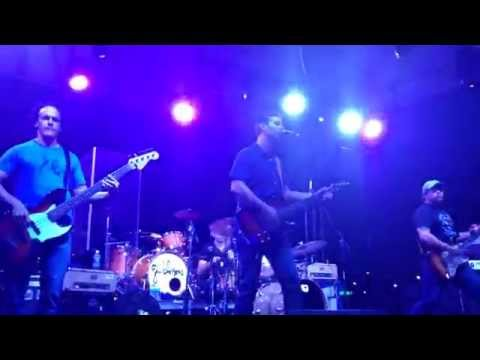 Nine Days-Absolutely (Story of a Girl), X-Finity Live!, Philadelphia, PA, 7/19/14