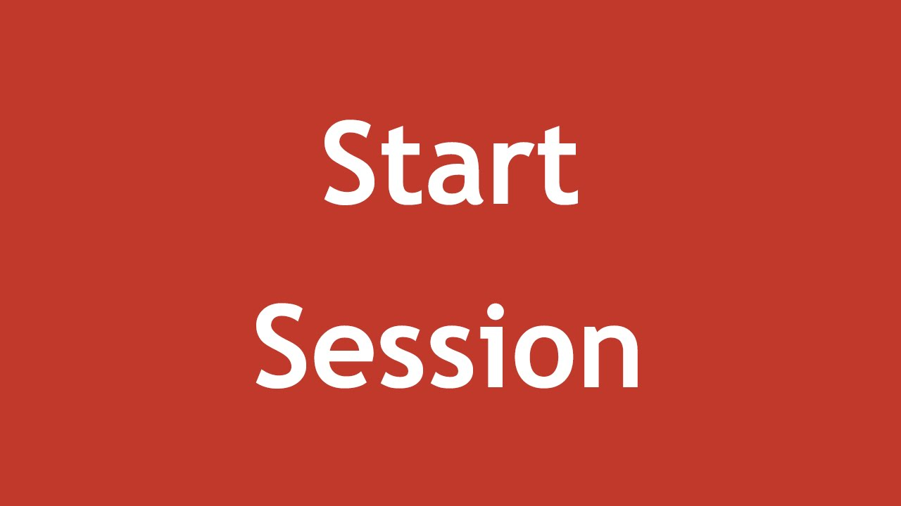 learn php 5 in arabic 87 session start resume session