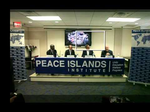Peace Islands Institute Live Stream