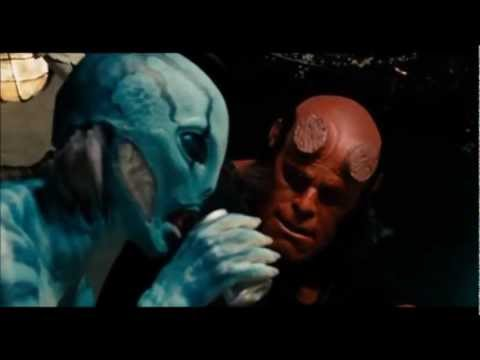 """Hellboy II - """"Can't Smile Without You"""""""
