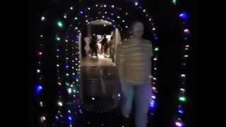 NHK 名古屋放送局 放送体験スタジオ 光のトンネル
