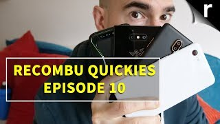 Quickies Ep10 | Black Friday, Moto One vs P20 Lite, Nokia 7 Plus on Pie