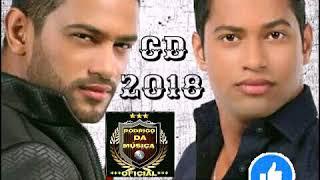 CD COMPLETO - EDY BRITO & SAMUEL - CD PROMOCIONAL 2018