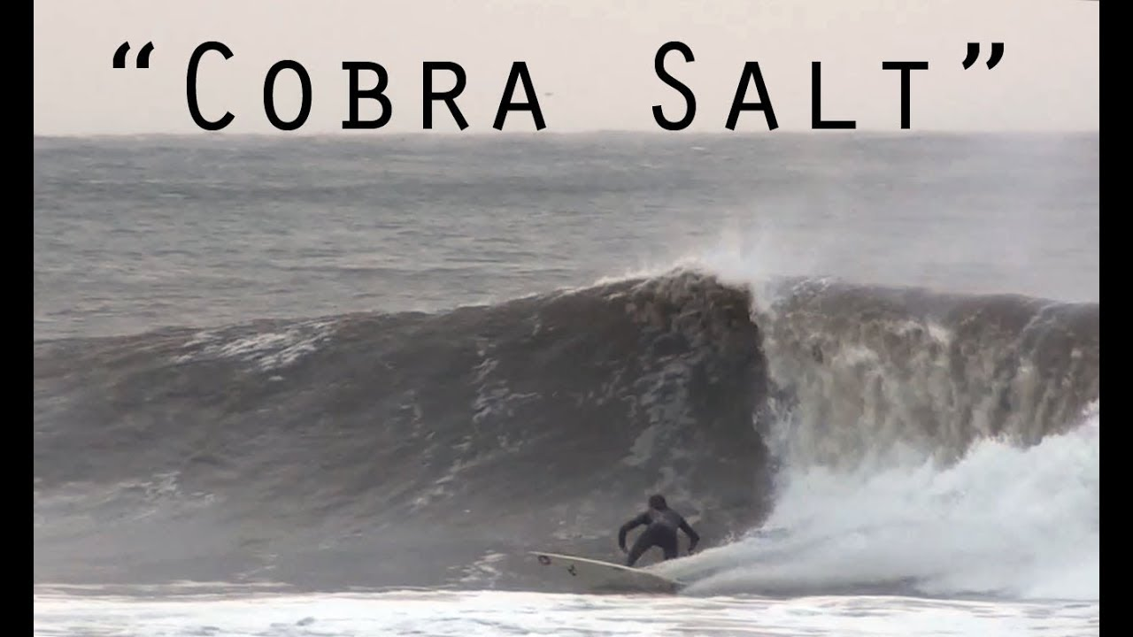 Cobra Salt - NJ SURF OCTOBER 2017