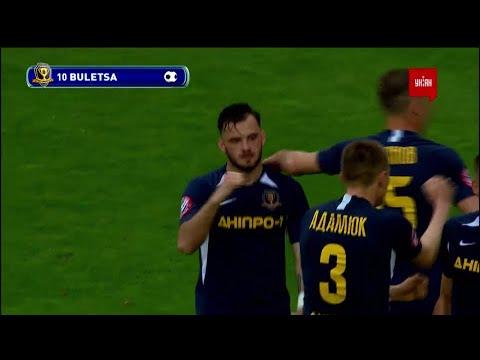 Днепр-1  3-1  Олимпик Донецк видео