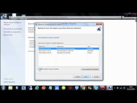 Come Eliminare Virus E Malfunzionamenti Dal PC Senza Programmi