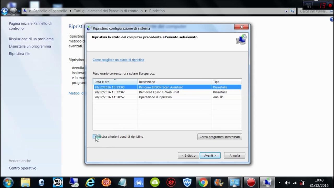 Windows: i programmi inutili da disinstallare - ChimeraRevo