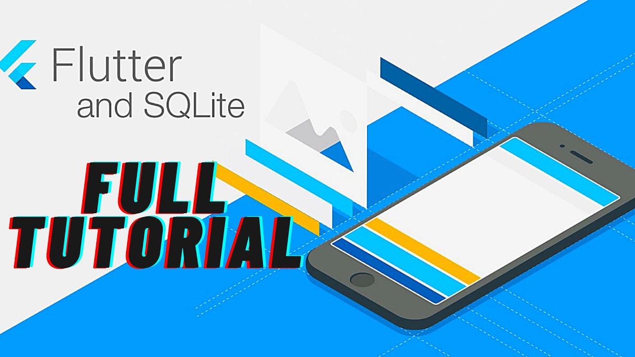 Sqflite Full Crud(Edit, Update, Delete) with Flutter App 2021
