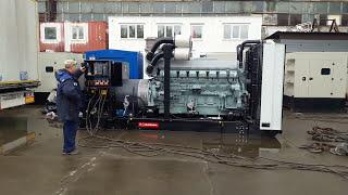 видео Двигатели для дизельных электростанций: Mitsubishi и Yanmar