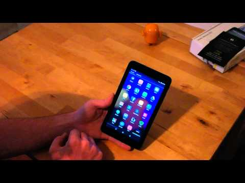 Alcatel OneTouch Pixi 7 Tablet Unboxing - Sprint Product Ambassadors