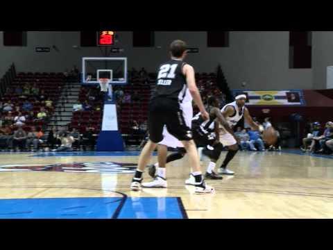 Highlights - Austin Toros vs. Tulsa 66ers 3/29/14