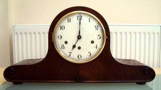 Kienzle Westminster Chime Mantle Clock (front)