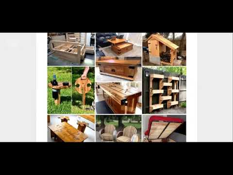 DIY Wooden Toys for Rabbits - Woodworking Plans!