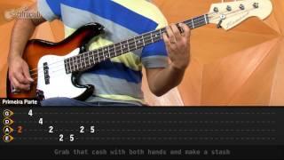 Money - Pink Floyd (aula de contrabaixo)