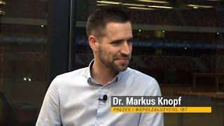 Słodka inwestycja w branżę spożywczą - rozmowa z dr Markusem Knopfem [International Brands Trading]