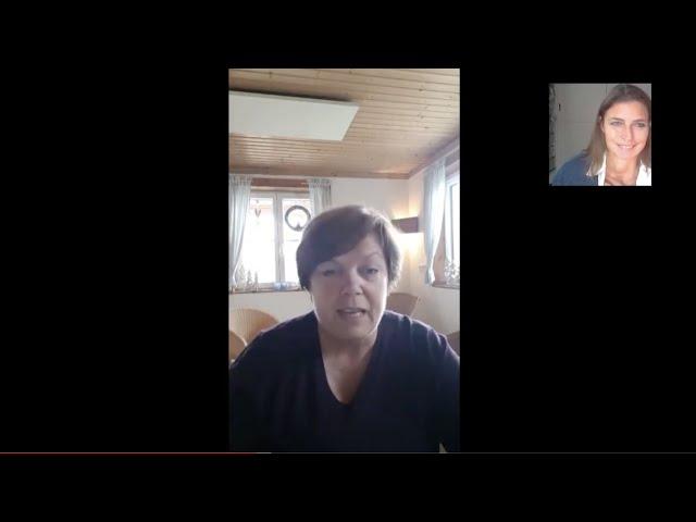Anne-Lies van Pension Rosenheim over het B&B'iz Marketing Programma