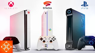 PS5 VS XBOX TWO VS GOOGLE STADIA