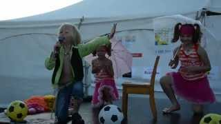 Pour exister: Olivier Dion Star Académie  Relais pour la vie,Jean-Gilles 7 ans et ses Mini-Stars