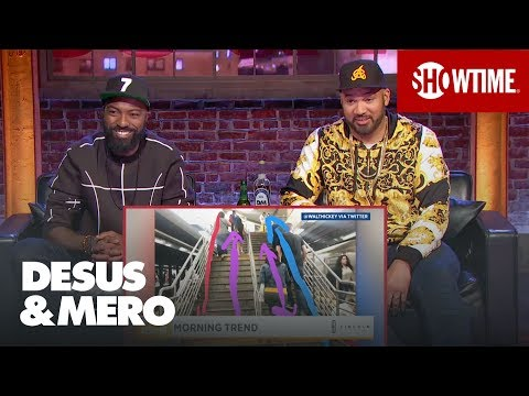 Strong Opinions About Subway Etiquette  DESUS & MERO  SHOWTIME