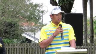 Arie Irawan wins Maybank Players Championship 2014