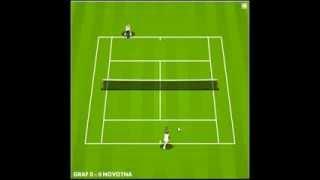 Tennis Game # Tournament Fail !
