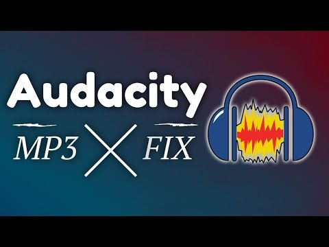 [Hindi/Urdu] How to Export MP3 files in Audacity With the LAME Encoder