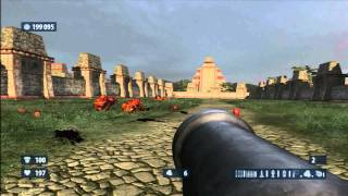 CGRoverboard SERIOUS SAM: THE SECOND ENCOUNTER for Xbox 360 Video Game Review