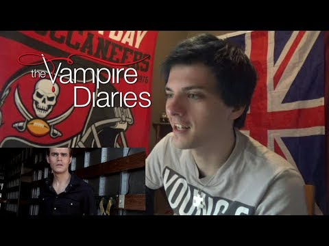 "The Vampire Diaries - Season 3 Episode 4 (REACTION) ""Disturbing Behavior"""