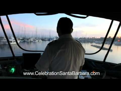 Celebration Cruises Santa Barbara - Luxury Yacht Cruises and Private Charters